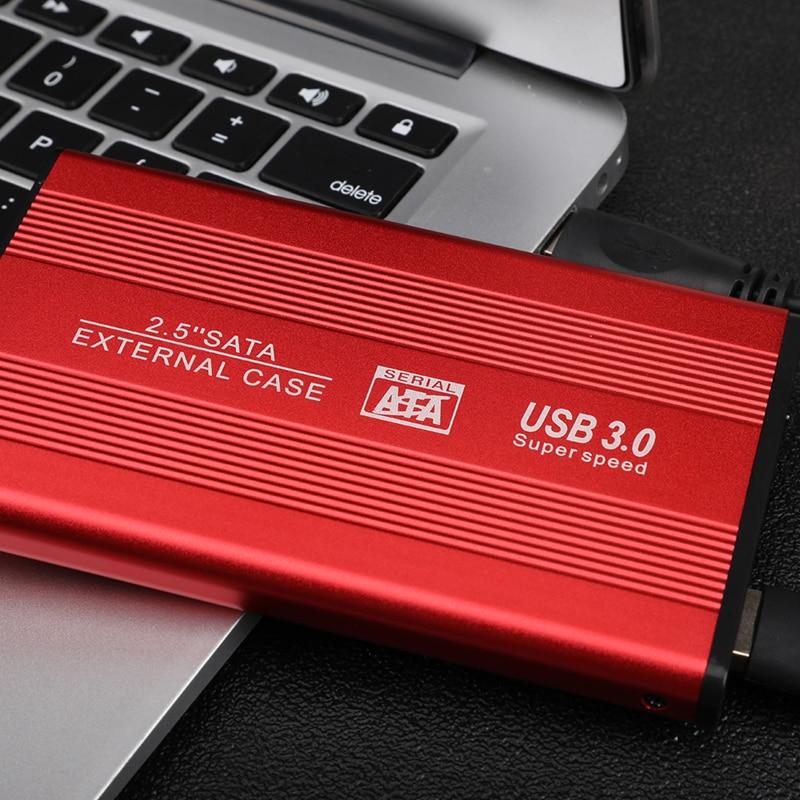 """2.5"""" HDD External Hard Drive 1TB/2TB Hard Disk USB 3.0  SATA III Hd Externo Disco Duro Externo Hard Drive Hd жёсткий диск"""
