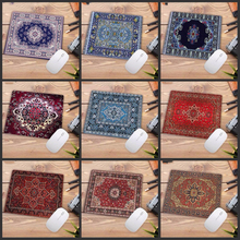 Grande Promotion imperméable tapis persan en caoutchouc antidérapant ordinateur portable jeu petit tapis de souris pour CSGO dota LOL 220*180*2mm