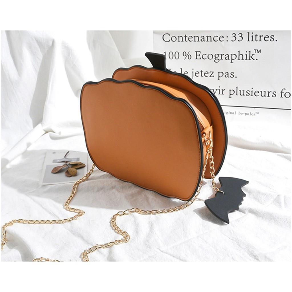 Pumpkin Handbag 5