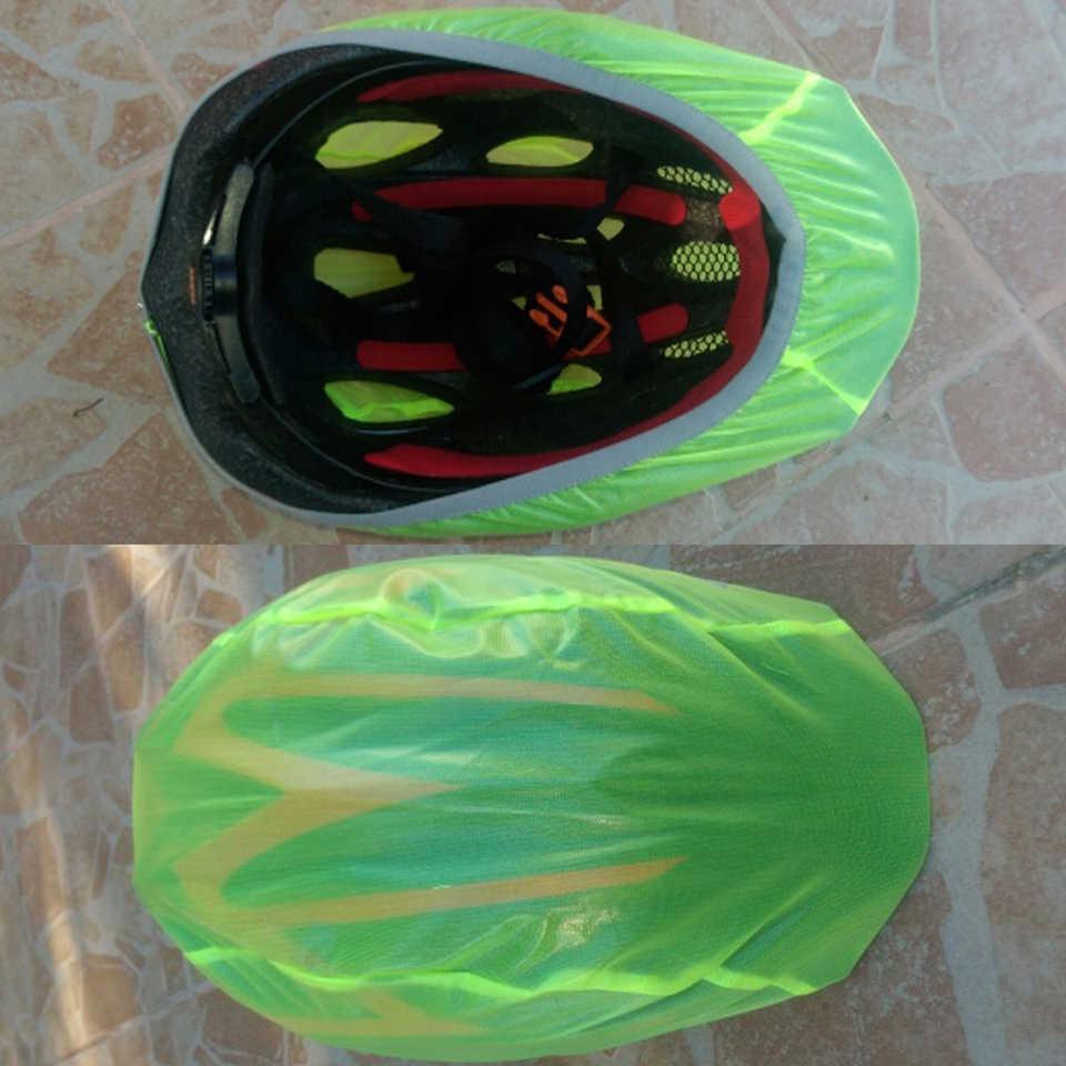LOCLE Mũ Bảo Hiểm Bao Núi MTB DH Xe Đạp Mũ Bảo Hiểm Xe Đạp Có Chống Nước Chống Bụi Ngăn Chặn Tia UV Đi Xe Đạp Nắp Casco ciclismo