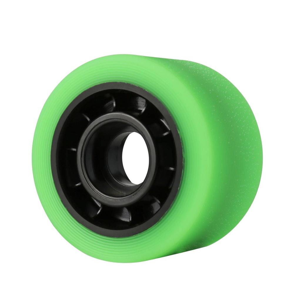 Image 2 - 4 Piece 90A 62mm x 42mm QUAD Roller Skates Wheels double Line Skates Wheels for skateboard indoor outdoor Roller Skates Wheels-in Scooter Parts & Accessories from Sports & Entertainment