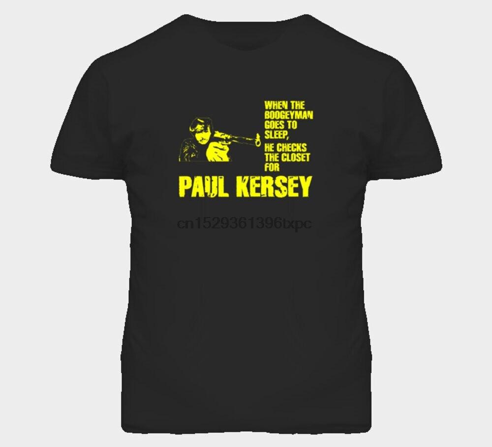 Paul Kersey Death Wish Charles патрон Bronson фильм 70s 80s Бугимен футболка