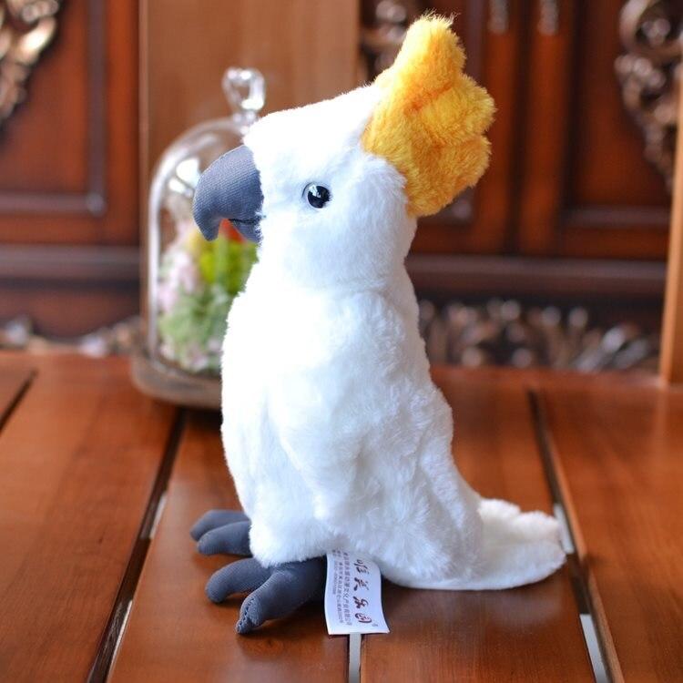 Rio Jewel Parrot 12/' Pelúcia Boneco Brinquedo De Pelúcia Natal Presente De Aniversário