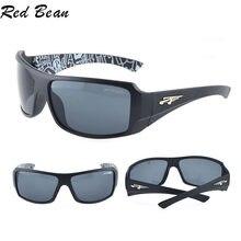 Солнцезащитные очки Мужские зеркальные квадратные Брендовые