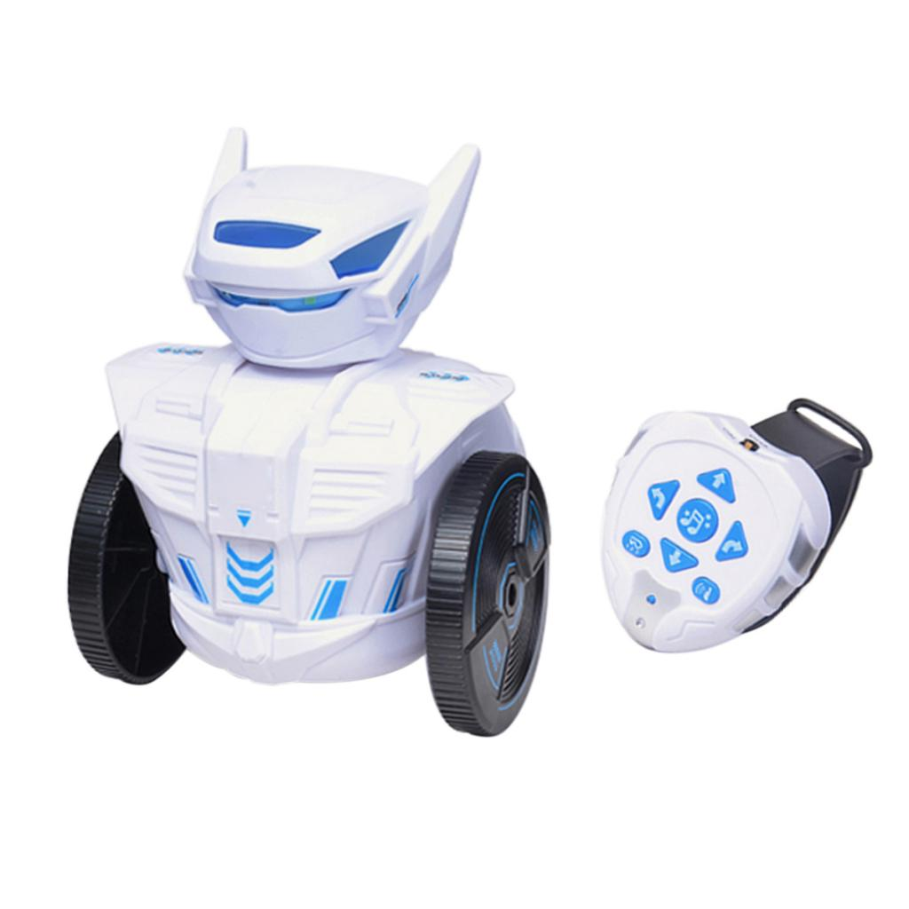 Watch Remote Control Robots Smart Robot Singing Dancing RC Toys Kids Gift