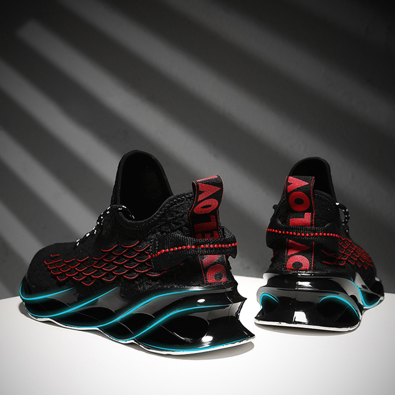 New Outdoor Men Free Running For Men Jogging Walking Sports Shoes  High quality Lace up Athietic
