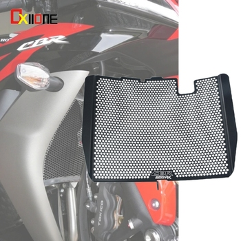 Motorcycle Radiator Grille Guard Cover Protector For Honda CBR600RR CBR 600 RR 2007-2016 2015 2014 2013 CBR600RR ABS CBR600 RR cvk motorcycle windshield spoiler windscreen air wind deflector for honda cbr600rr cbr600 cbr 600 rr f5 2003 2004 03 04 partts