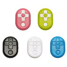 Universal Tik Tok Selfie Wireless Bluetooth Camera Remote Control Shutter for iphone Samsung Huawei Cell Phone Tablet newest 7 key selfie shutter bluetooth remote control self timer can control novel page turning tik tok like for iphone android