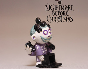 Image 3 - Limited Collection Rare Original The Nightmare Before Christmas Figure Toy DIY Material Decoration