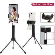 Voor Live Selfie Mobiele Houder Statief Voor Mobiele Telefoon Studio Ondersteuning Desktop Mobiele Telefoon Stand Vrij Intrekbare cheap CASPTM Zwaartekracht Uitbreiding Cn (Oorsprong) Universeel Bureau Houder