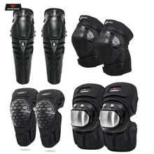 WOSAWE Motorcycle Knee Pad Motocross Guards Protection Moto Racing Safety Gears Race Brace
