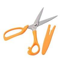 Маленькие домашние ножницы из нержавеющей стали для рукоделия