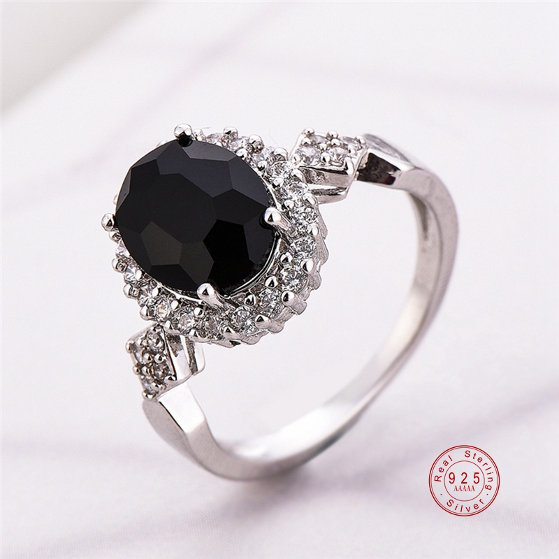 VERY PRETTY BUBBLES CUBIC ZIRCONA RING Genuine Sterling Silver.925 Size 8