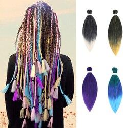 Beiyufei nouvelle venue EZ tresse cheveux 20 pouces 80g Crochet tresse cheveux facile tressage Extensions de cheveux Jumbo tresses pour les femmes