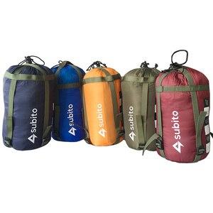 Image 3 - Rede portátil saco de dormir underquilt hammock térmica sob cobertura de isolamento de rede acessório para acampamento