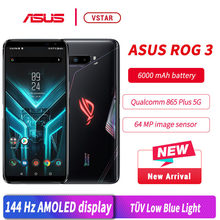 Original rom global asus rog 3 5g gaming telefone 6.59