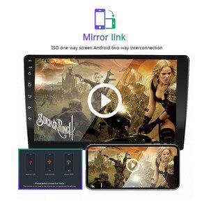 Image 4 - Universal 10นิ้ว/9นิ้ว2din Android 8.1รถวิทยุ1080P TouchระบบนำทางGPS Bluetooth Wifi SWC DAB FM AMกระจกเชื่อมโยงOBD 2