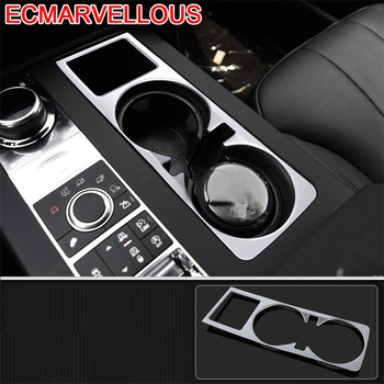 Auto Control System Gear Automobile Chromium Decorative Car Styling Modification Sticker Strip 18 19 FOR Land Rover Discovery 5