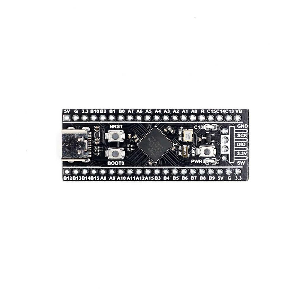 Image 5 - STM32F401 Development Board STM32F401CCU6 STM32F411CEU6 STM32F4 Learning Board-in Integrated Circuits from Electronic Components & Supplies