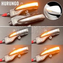 For Mazda CX 3 2016 2017 2018 CX 4 CX 5 2016 2016.5 Car LED Dynamic Turn Signal Blinker Sequential Side Mirror Indicator Light