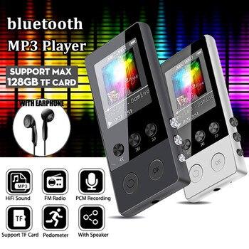 MP3-плеер с поддержкой bluetooth и TF-карт, до 128 ГБ