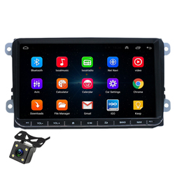 9 Inch Android 8.1 Car Mp5 Player Contact Screen Universal Bluetooth Wifi GPS Navigation FM Radio