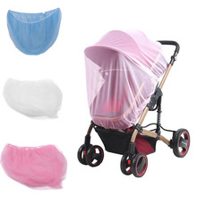 Stroller-Accessories Mosquito-Insect-Shield-Net Mesh Pushchair Infants-Protection Baby
