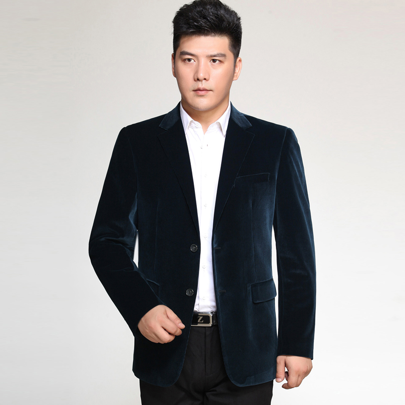 Spring Fashion Men Blazer Masculino Man Clothes Casual Spring Blazers Coat Slim Fit Mens Blazer Jacket LW1001
