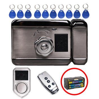 HIgh Security AID Chip Lock Simple Smart Card Locks Wireless Electronic Swipe card Door Locks Keyless Entry hotel intelligent lock systemtype pcb replacements prousbhotelcardsystem suitable most models keyless rfid card door locks wirel