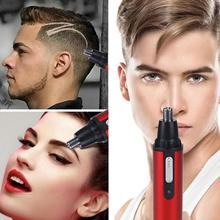 Usb Rechargeable Nose Hair Trimmer Repair Nose Hair Cut Safe