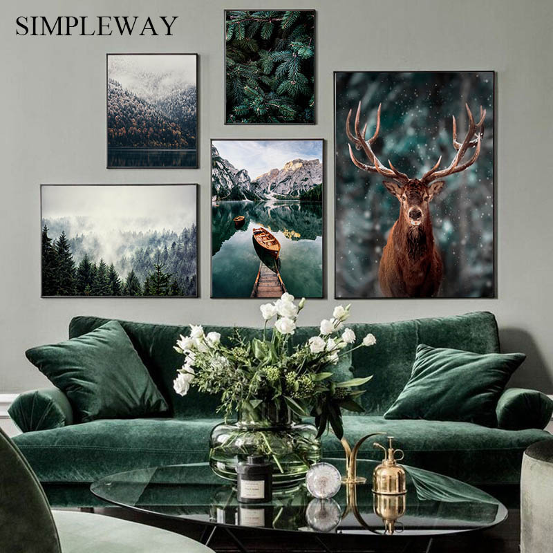 Special Offers Home Decor Wall Painting Nature Ideas And Get Free Shipping A579