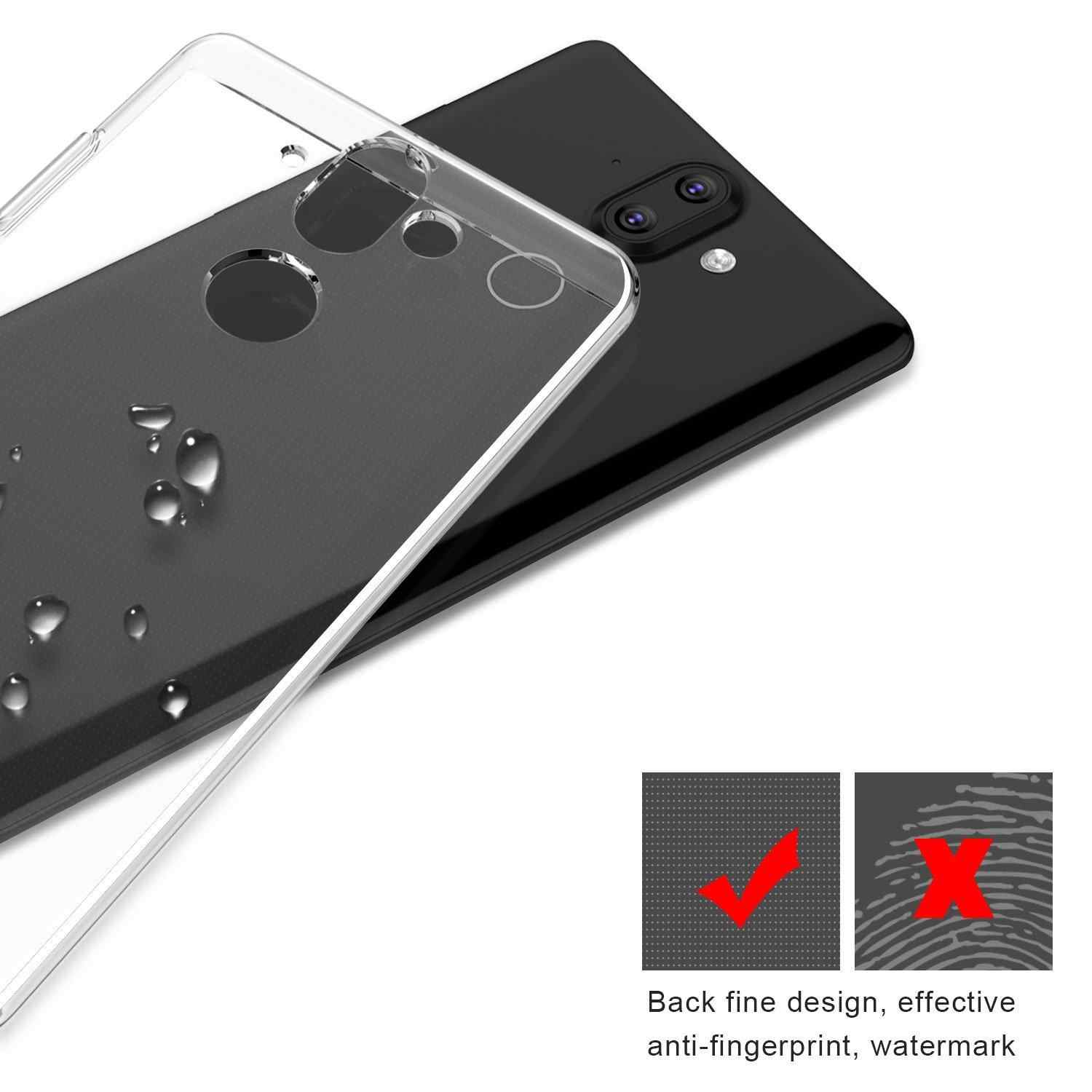 Clear TPU Case For Nokia 9 Pure View 7 Plus 4.2 3.2 2.2 5.1 3.1 2.1 Silicon Cover For Nokia 3.1C 7.2 6.2 1 2 3 4 5 6 7 8 Sirocco