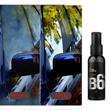 Car windscreen anti-fog glass spray window front screen in winter car cleaning long-acting fog remover
