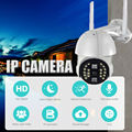 1080P HD IP CCTV Camera Waterproof Outdoor WiFi PTZ Security Wireless IR Cam NVR PT Speed Dome Onvif ipCam