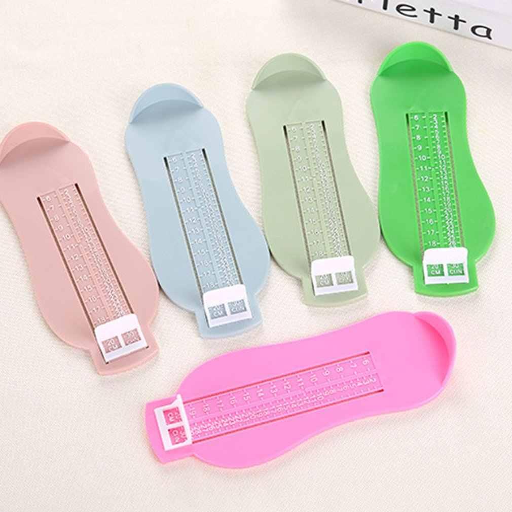 רגל מד ילדים של רגל מדידת מכשיר עבור נעלי A794 תינוק רגל אורך מדידת שליט 0-8 שנים בקנה מידה