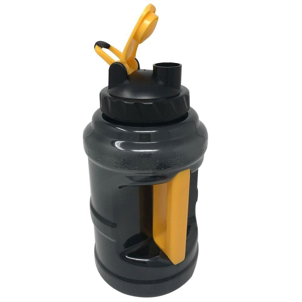 2.5L PETG Large Capcity Sport Water Bottles Handgrip Gym Fitness Kettle Gym Fitness Outdoor for Travel Leakproof Water Bottle