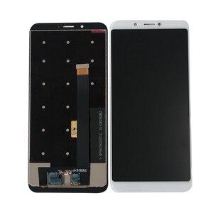 "Image 5 - 기존 6.01 ""ZTE Nubia V18 NX612J Axisinternational LCD 디스플레이 화면 + Nubia V18 NX612J 화면 용 터치 패널 디지타이저"