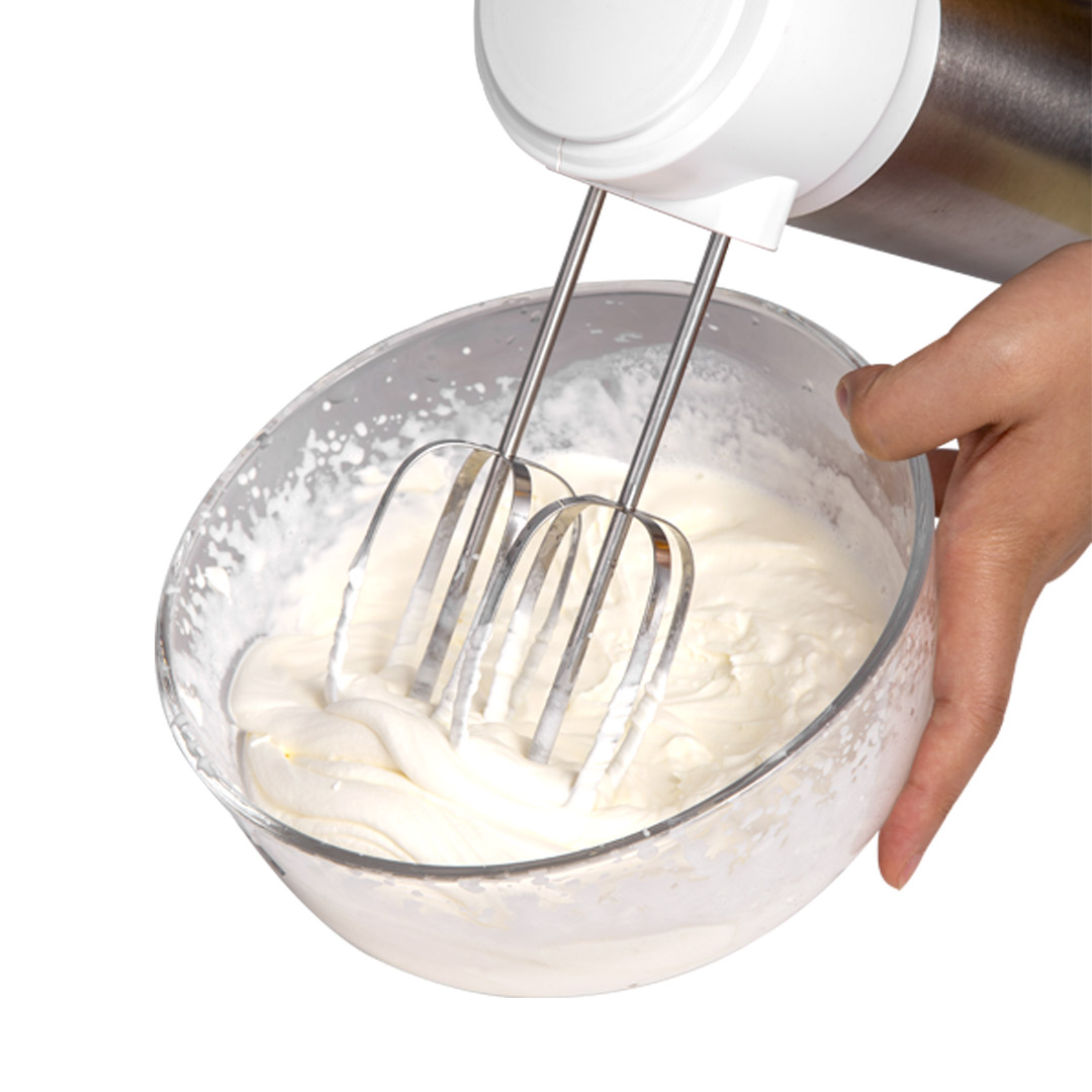 Image 4 - YOUPIN YOULG YG9106 Electric Egg Beater 300W 6 Speed Control Egg Milk Flour Drink Electric Mixer Kitchen Cooking Baking Tool-in Blenders from Home Appliances