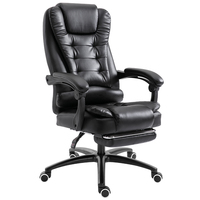 NEW Computer Household Work executive luxury Office furniture The Main gaming Chair Lift Swivel Massage Footrest Noon Break You