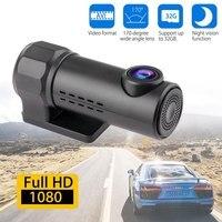 Driving Recorder+Collision Sensor G Sensor+Night Vision+5 million Pixels+APP Phone Control+WIFI+ Parking Monitor Car DVR