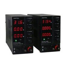 Лабораторный блок питания NPS306W/605 W/3010 W/1203 W Мини Импульсный регулируемый источник питания постоянного тока 0,1 V 0.01A/0,01 V 0.001A