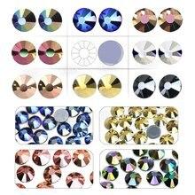 Металлические цвета зеркальные стены разы кристаллы с плоским
