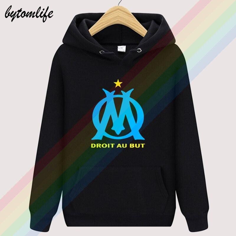 DROIT AU mais Marseille automne sweat à capuche haut à capuche hommes mode laine vêtements sweat pull taille asiatique