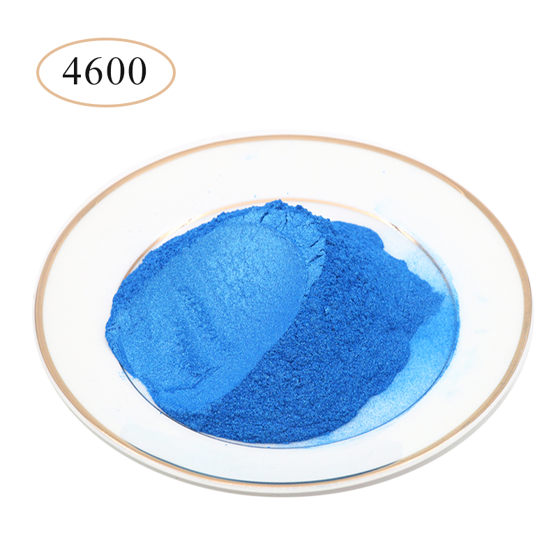 Type 4600 Pearl Powder Pigment   Mineral Mica Powder DIY Dye Colorant For Soap Automotive Art Crafts Mica Pearl Powder 10g/50g