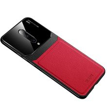 cover oneplus 6 leather for 7 case pro 6t Acrylic glass anti-fall pu