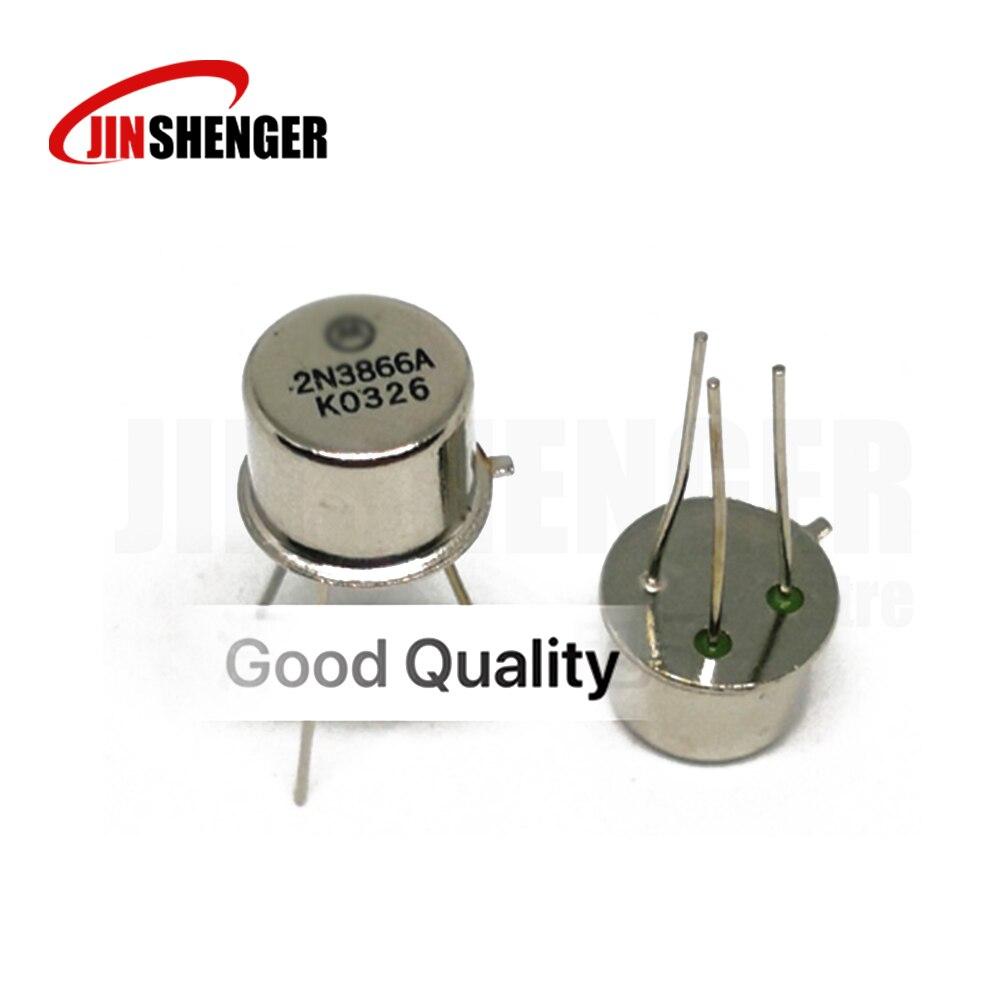 50pcs 2N3866A 2N3866 Transistor TO-39