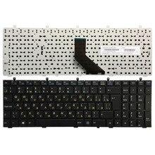 Russische Ru Keyboard Voor Dns Clevo W350 W350ST W350SK W370 W370ST W670 W350SKQ W350STQ MP 12A36SU 4301W 6 80 W37S0 281 1 W355SSQ