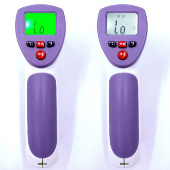 Newly Handheld Thermometer Non-contact Forehead Body Temperature Meter Measuring LCD Display VA88