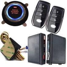 cardot passive keyless entry pke auto lock unlock push start stop smart car