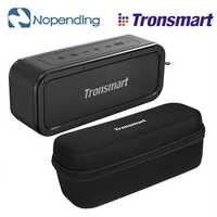 Tronsmart Kraft Bluetooth Lautsprecher Bluetooth 5,0 Tragbare Lautsprecher IPX7 Wasserdicht 40W Lautsprecher 15H mit Stimme Assistent Für Telefon